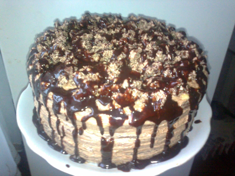 Рецепт торта кучерявый хлопчик пошагово